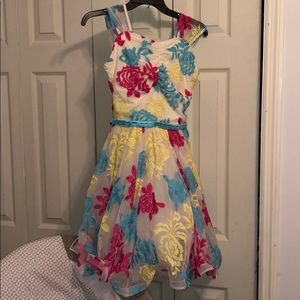 Weissman Costumes- MA Floral Dress